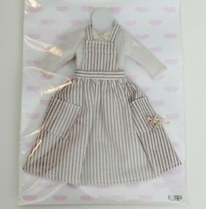 Azone-Pure-Neemo-Ex-Cute-Outfit-Dress-Clothing-Natural-for-1-6-Dolls