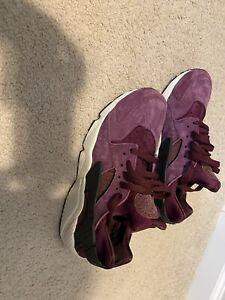 zapatillas huarache Burdeos