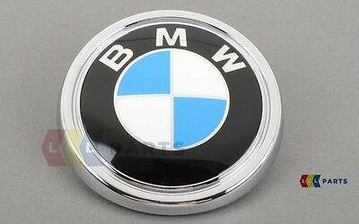 BMW NEW GENUINE F85 X5 RADIATOR KIDNEY GRILL M EMBLEM N//S LEFT 8063149