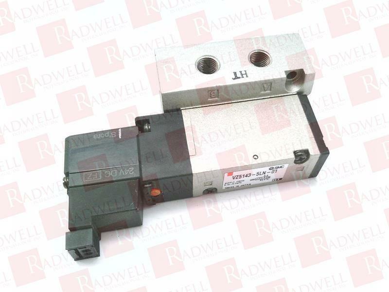 SMC VZ5143-5LN-01   VZ51435LN01 (NEW NO BOX)