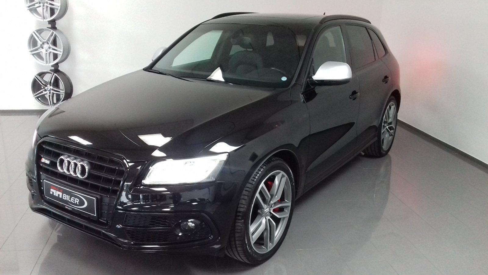 Audi SQ5 3,0 TDi 313 quattro Tiptr. 5d - 5.104 kr.
