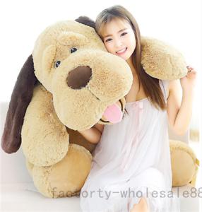 2018 Lying 78'' Doll Pillow Sleeping Animal Stuffed Toy soft