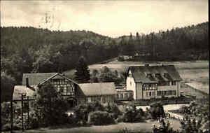 Ernstroda-Thueringen-1964-DDR-Thueringer-Wald-FDGB-Erholungsheim-Otto-Heller-Haus