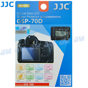 JJC-HD-Optical-Tempered-Glass-LCD-Screen-Protector-Film-for-Canon-EOS-70D-80D