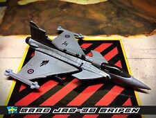 Micro Machines Lot, FURUTA #18B Saab JAS 39 Gripen, Micro Machines Military