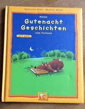 Gutenacht Geschichten Ab 2 Henriette Wich