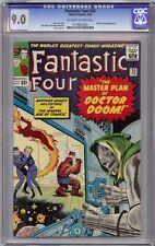Fantastic Four #23 - CGC Graded 9.0