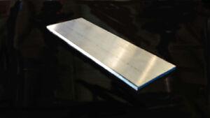 "Aluminum Flat Bar 6061-T6 .125/""/"" x 1.50/"" x 36/"""