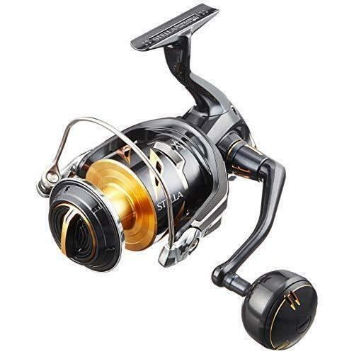 SHIMANO 19 STELLA SW 8000HG Spinning Reel New in Box