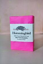 100% NATURAL HANDMADE SOAP!!  WILD SAGE CO!! HUMMINGBIRD SCENT!!