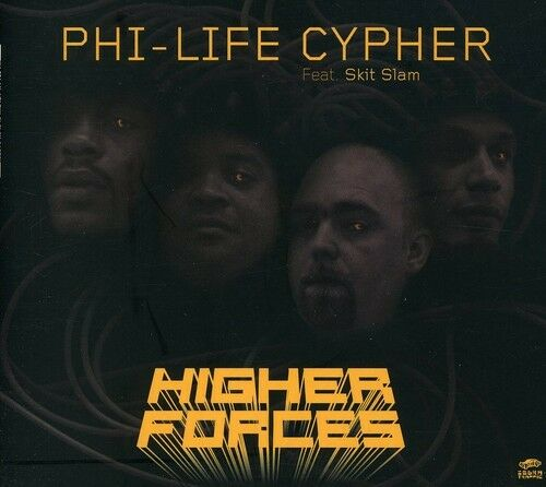 1 of 1 - Phi-Life Cypher, Phi Life Cypher - Higher Forces [New CD]