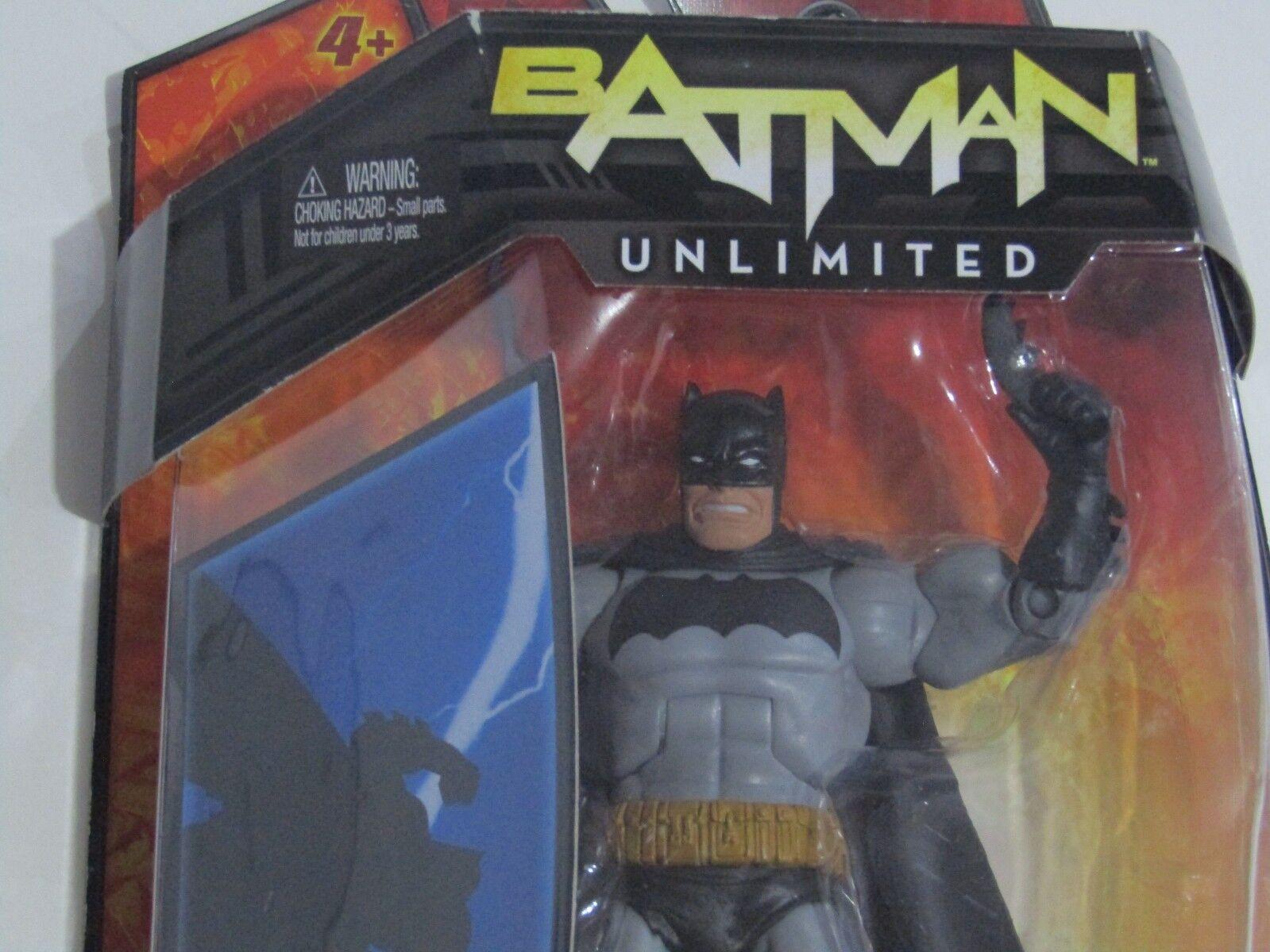 Mattel dcu - dc - universum - klassiker  dark knight  batman batman unbegrenzt