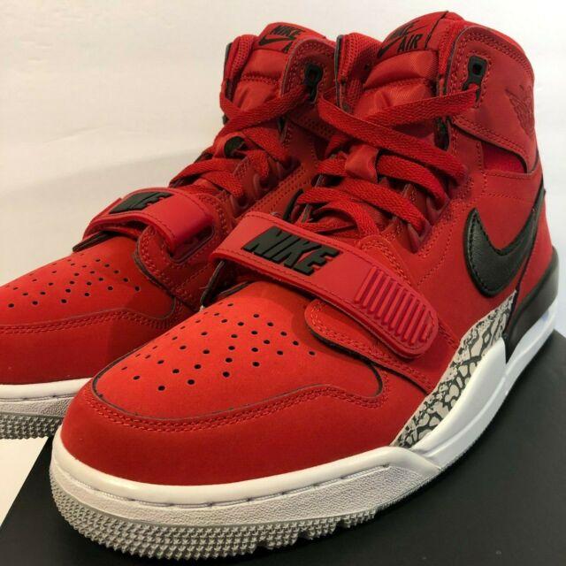 promo code 9a2bd 4c12a Nike Air Jordan Legacy 312 3 1 2 Toro Varsity Red Black White AV3922-601 10  - 13
