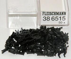 Fleischmann-H0-386515-PROFI-Steckkupplung-6515-50-Stueck-NEU-OVP