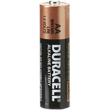 48 x DURACELL AA Alkaline Batteries ~ ~ ~ ~ Battery Bateries joblot pack