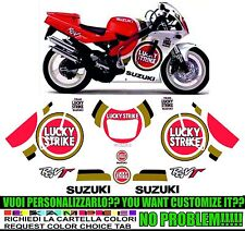 kit adesivi stickers compatibili rgv 250 gamma 1991 - 1995 vj22 L Strike