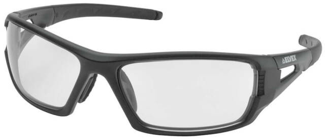 Elvex Brow-Specs™ Safety//Shooting//Tactical Glasses Clear Ballistic A//F Lens