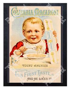 Historic-Columbia-Macaroni-1900s-Advertising-Postcard