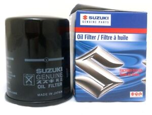 Details about Suzuki Oil Filter Outboard DF25 - DF70 4-Stroke Engine  16510-87J00-000