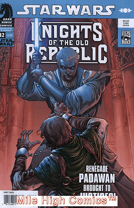 STAR WARS: KNIGHTS OF THE OLD REPUBLIC (2005 Series) #32 Very Fine Comics Book
