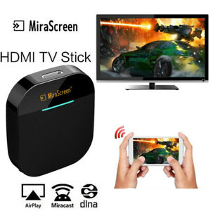 1080P MiraScreen WIFI HD Display TV Dongle Miracast DLNA Airplay