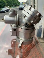 Jaffery Fire Truck 45 Degree Intake Valve With 5 Storz Fitting And Prv
