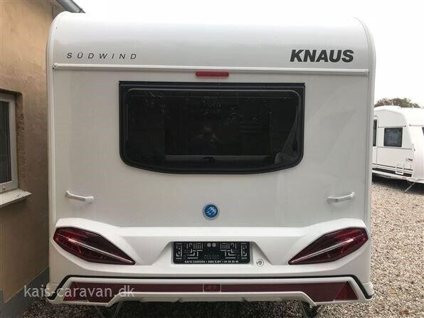Knaus Sudwind 450 FU, 2019, kg egenvægt 1110