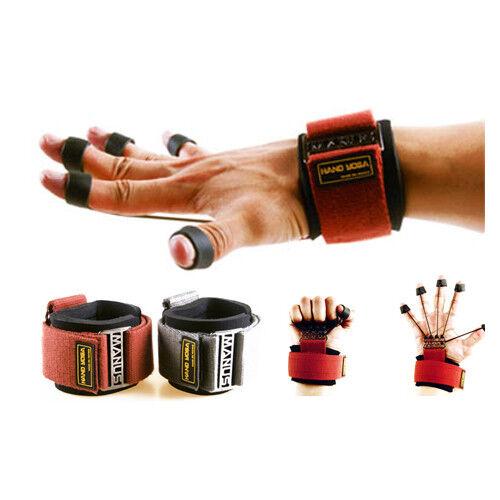 Hand Yoga Hand Fingers Wrist Forearm Stretcher Blood Circulation Rehabiltation