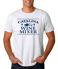 Catalina Wine Mixer T-Shirt - Prestige Worldwide Step Brothers Boats n Hoes