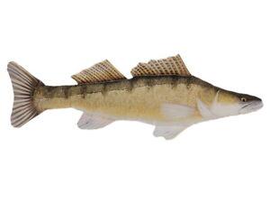 Zander-75-cm-pescado-peluche-fish-almohada-Pillow-predador-pikeperch