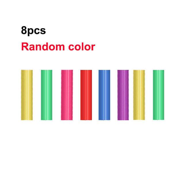 8pcs Silicon Tips