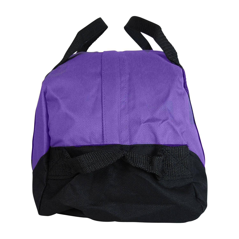 2425bb67beb0 Girls Purple Duffel Bag Womens Mini Yoga Gym Sports Pilates Cute Small  Carry on for sale online