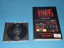 RISE OF THE TRIAD Dark Wars - Big Box - RARE ver.   game for PC CD-ROM *1994