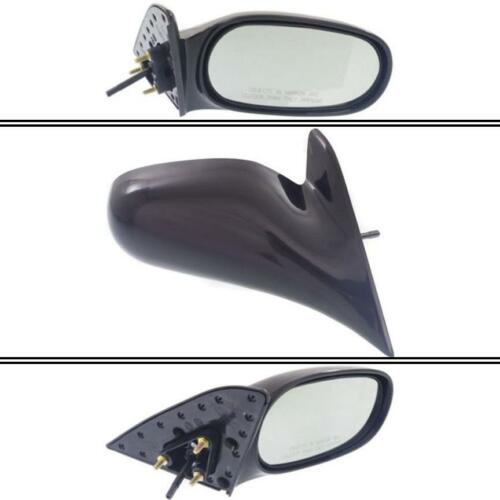New TO1321144 Passenger Side Mirror for Toyota Corolla 1998-2002