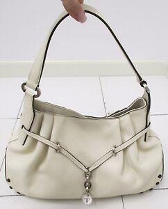 Tod's Cream Shoulder Bag f0tYClN7Tj