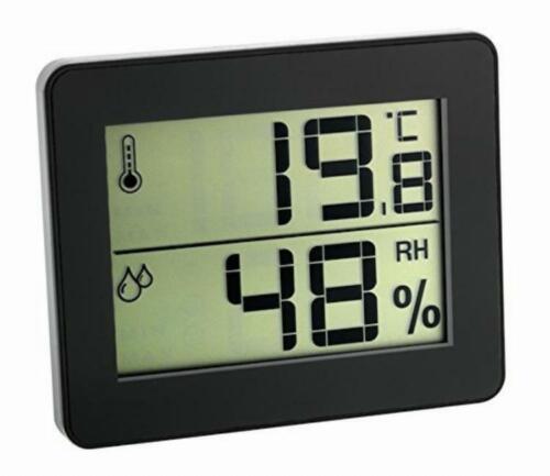 TFA Dostmann Digitales Thermo-Hygrometer Wetterstationen Haushalt Gerate Zubehor