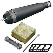 "SuperTrapp Clamp On 4-Stroke Exhaust Muffler Kit - Black - 1-3/4"" OD"