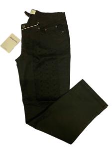 Jeckerson-Jeans-NUOVO-donna-Tg-32-LISTINO-150-ORIGINALE-CAPRI-JDPA11GT00181
