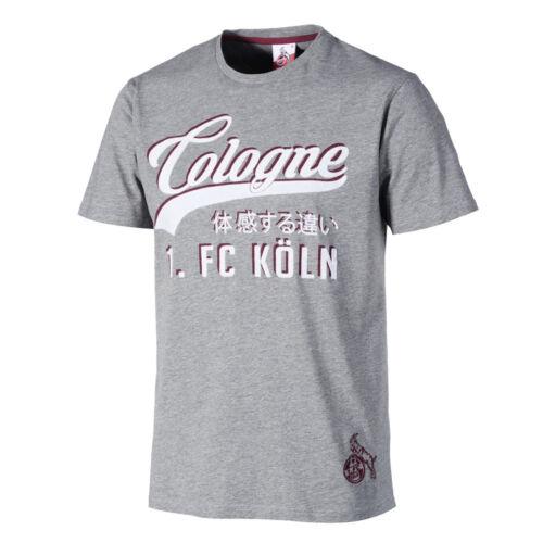 """SHIRT """"Friedenstr."""" 1 S-5XL FC KÖLN Gr T"""