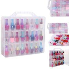 Item 6 Nail Polish Holder Display Container Case Organizer Storage DIY 48  Lattice Salon  Nail Polish Holder Display Container Case Organizer Storage  DIY 48 ...