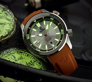 Ocean-Crawler-Paladino-WaveMaker-Silver-Brand-New-Must-Have-Diver-Watch