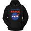 Nasa Hoodie Nasa Logo I Need My Space Geek Space Science Fiction Gift Geek Space