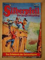 SILBERPFEIL Nr. 273 Das Geheimnis der Geisterklippen 1-2 Bastei-Verlag Orginal