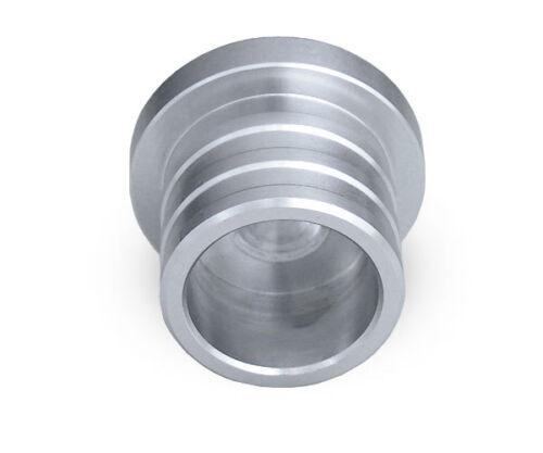Bung BOV Dump Valve Aluminium CNC T6063 Alloy Hose Blanking Plugs