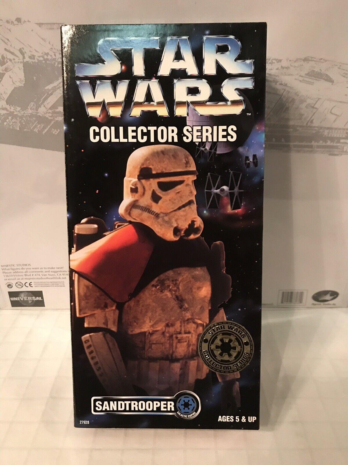 "Star Wars Collector Series Sandtrooper 12"""