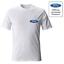 Officiel-Ford-Motor-Company-logo-sur-la-poche-tee-shirt-Homme miniature 3