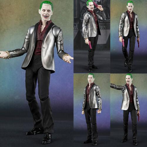 Suicide Squad Joker Suit Actionfigur Figurine PVC Kinder Spielzeug Geschenke