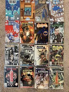 Batman-Graphic-Novel-TPB-Comic-Lot-Snow-Rare-HTF-Complete-Run-1-2-3-4-5-Vol