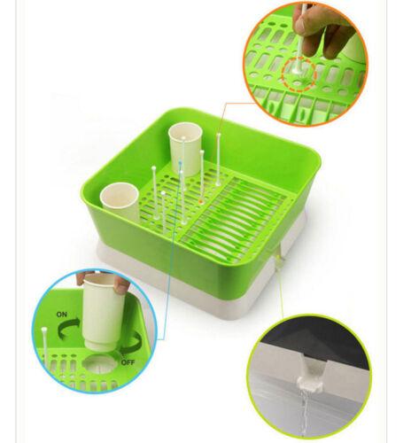 Baby Nursing Bottle Drying Rack Drain Tray Bottle Storage Organizer Basic