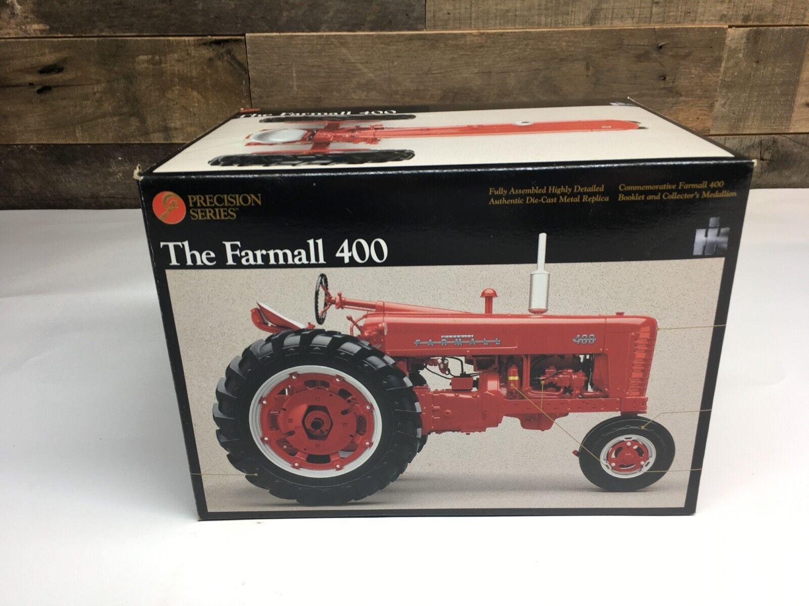 1 16 SCALE FARMALL 400 TRACTOR   PRECISION